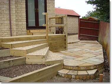 Patios and Paving, Garden design companies, Gloucester
